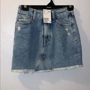 Brand new H&M denim skirt